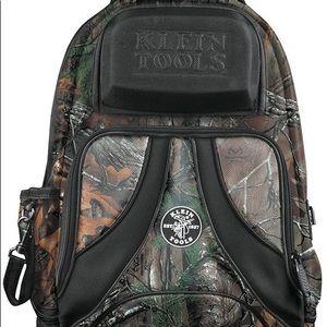 Klein tools camo tool bag